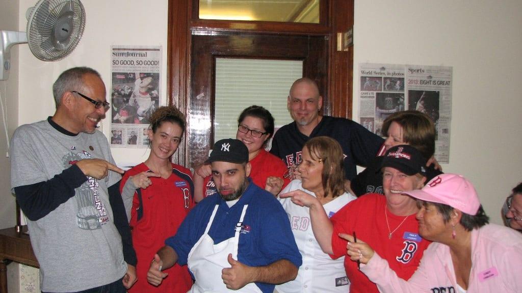 World Series Celebration 2013 - Odd Fellows' & Rebekahs ...